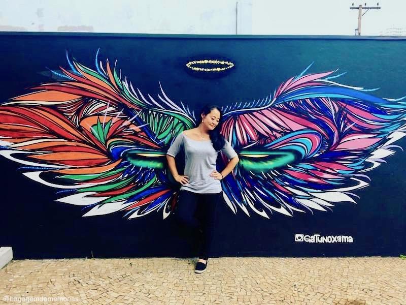 Do Brasil para Rússia: Com asas, para voar na direção que o vento soprar.