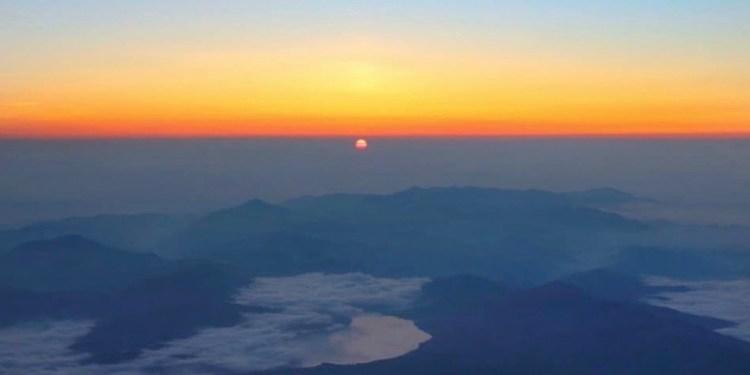 fujisan - sunrise