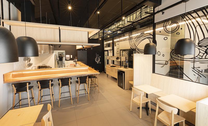 Com apenas 20 lugares e design em estilo industrial, inspirado em cervejarias. | Foto: Jojo Lab - Rafael Salvador