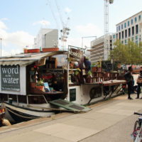 Regent's Canal, Words on Water