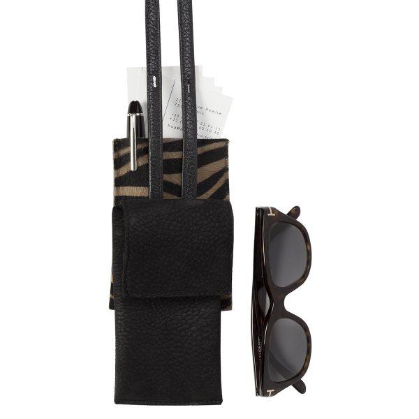 BAGaSUTRA-portez-leger-noir-zebre-recto