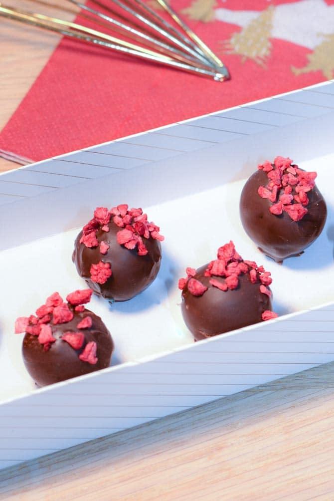Nougat konfekt opskrift fra Bageglad