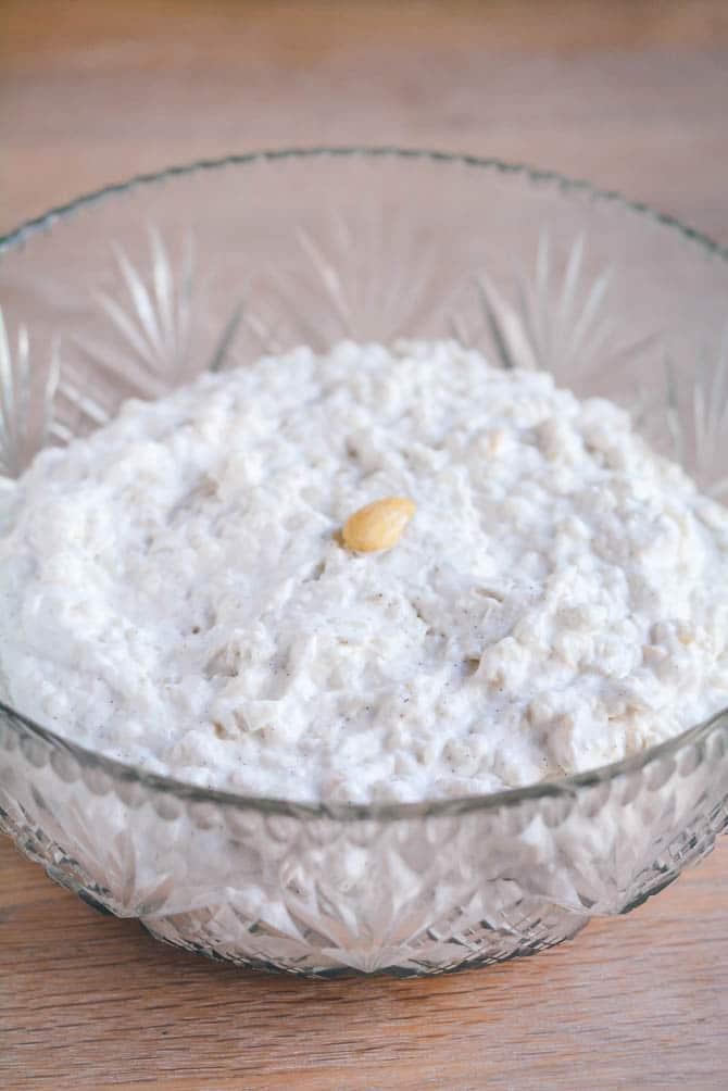 Laktosefri risalamande opskrift
