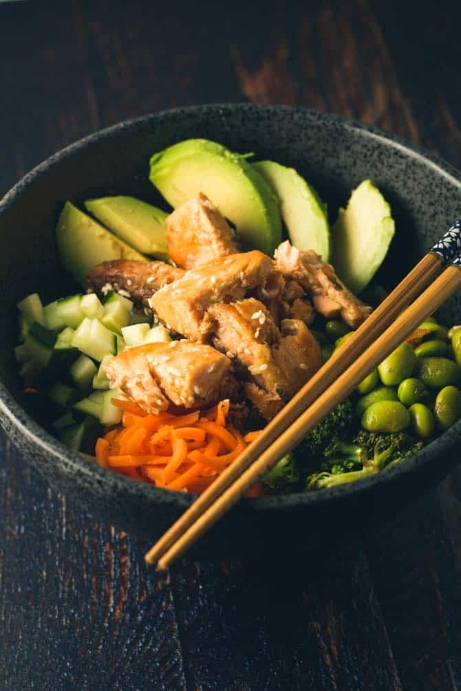 Opskrift på sund asiatisk aftensmad