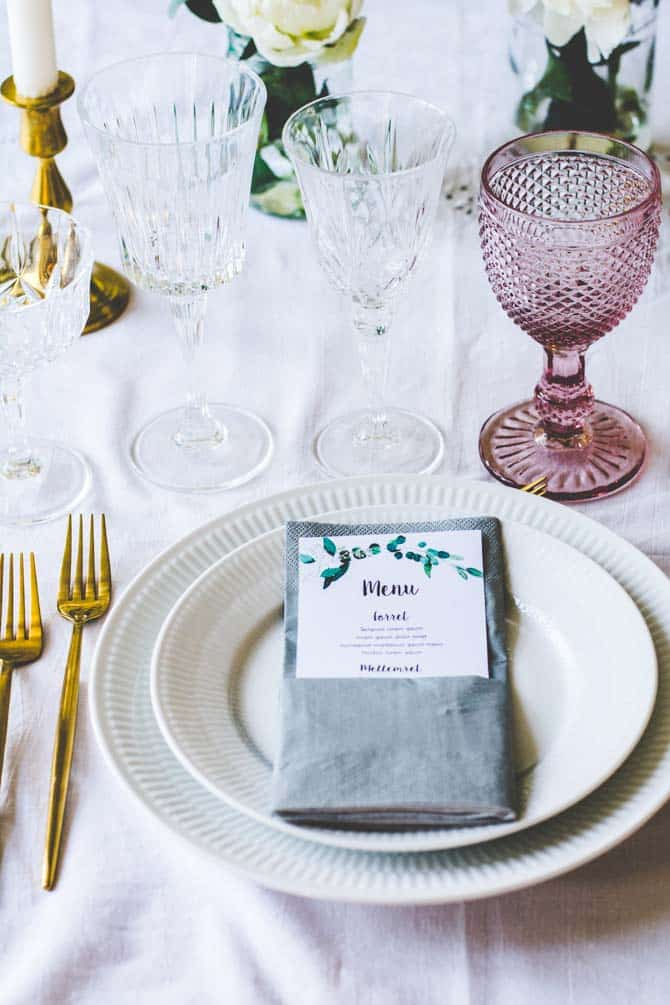 Service til brylluppet