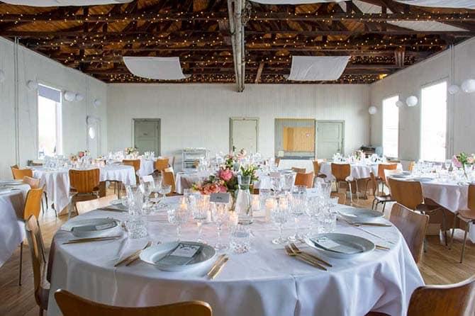 Festlokale i København til bryllup