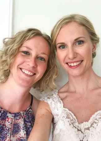 Bryllup søstre