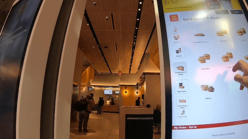 Mcdonal's in NEW YORK