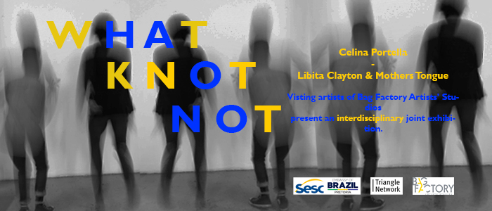 Libita Clayton and Celina Portella: What Knot Not