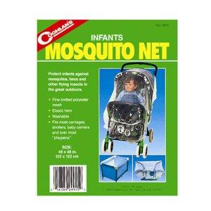 Myggnät insektstnät passar till enkelvagn OBS Vitt