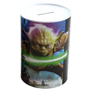 En Star Wars VII sparbössa i metall Yoda (grön)