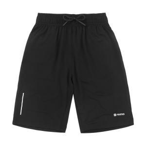 Läckra svarta shorts Reima strl 110 svalkande fuktavledande