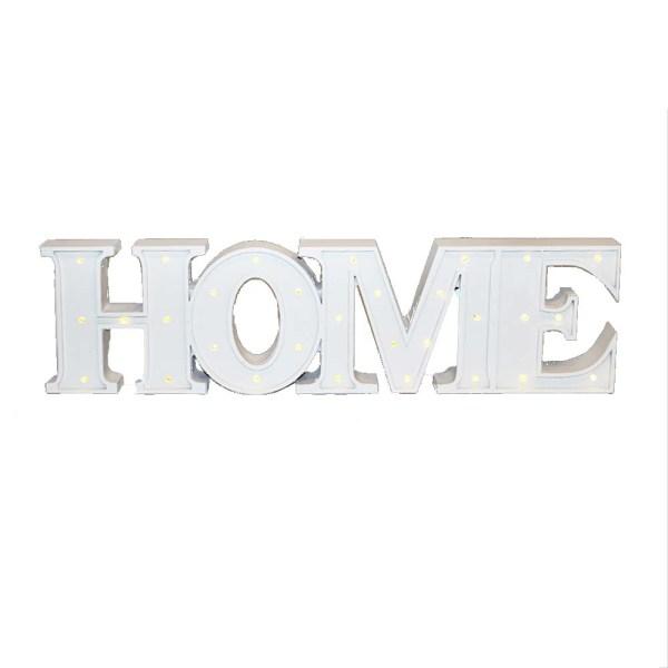 Modern stor dekoration HOME m ledbelysning uterumsbelysning