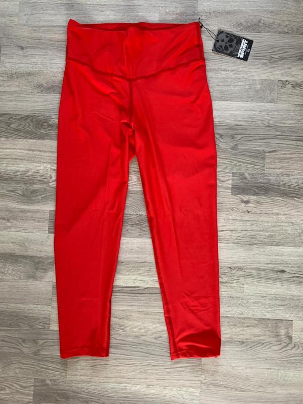 Northern Spirit röda tights strl XL - modell RED