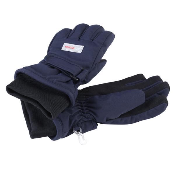 Reimatec Tartu Navy handskar vinter mörkblå strl 6 ca 8-10 år