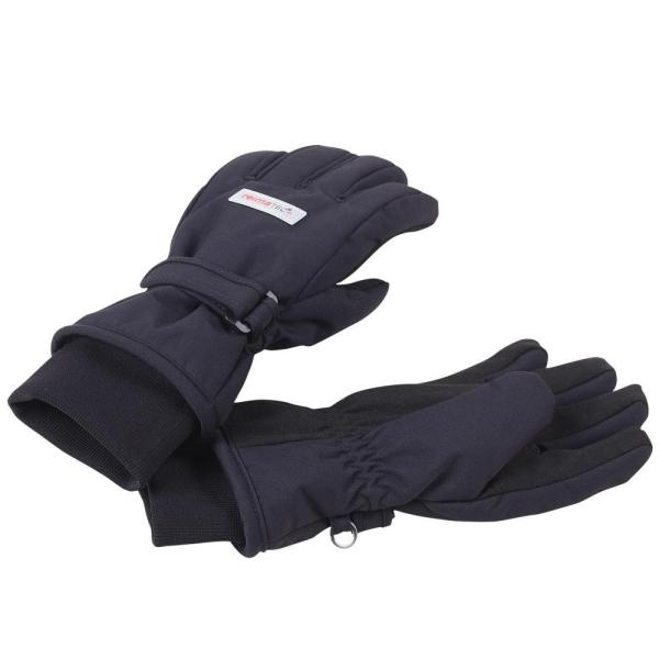 Reimatec Tartu Black Svarta handskar vinter strl 7 10 år