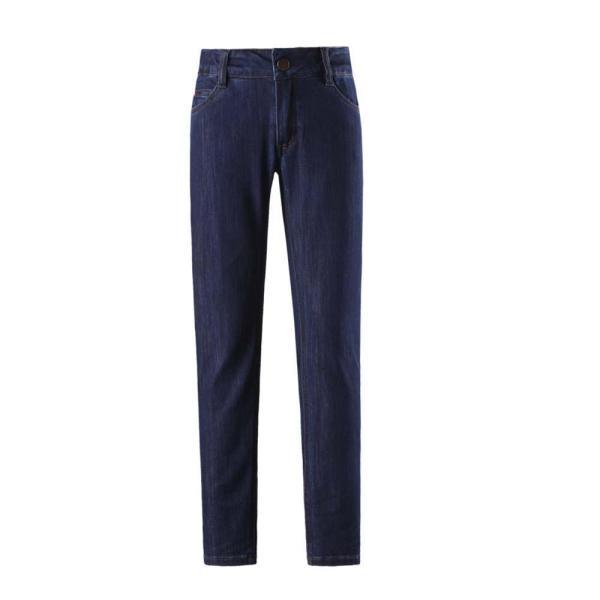 Reima Zeil jeans med stretch Reimago ficka strl 128