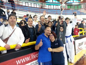Taekwondo: Bagheria riconferma il 1° posto ai Campionati regionali.