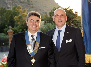 Passaggio della campana al Rotary Club cittadino. Nuovo presidente Francesco Paolo Padovano