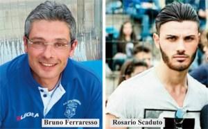 """Bagheria calcio: Ferraresso consegue il titolo di """"collaboratore della gestione sportiva"""". Intanto Rosario Scaduto, centrocampista nerazzurro, saluta e va in Puglia"""