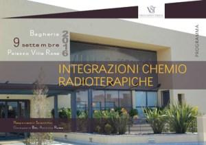Integrazione fra chemio e radioterapia per vincere i tumori. In programma un congresso a Bagheria