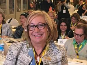 La Prof. Siedita eletta nel direttivo internazionale del BPW