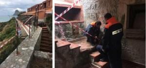La Guardia Costiera sequestra immobile a Mongerbino