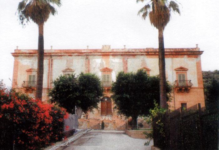 La villa Serradifalco ...nel ricordo di Fulco Santostefano duca di Verdura