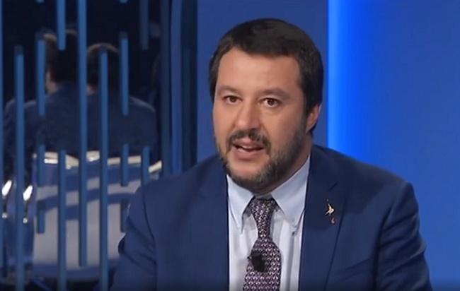 Salvini in Sicilia il 25 Aprile. Potrebbe visitare Bagheria