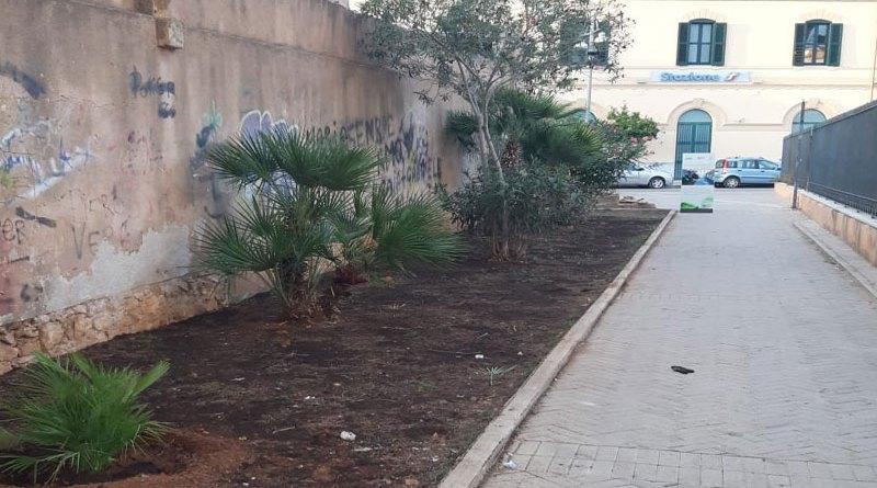 """Riqualificato e videosorvegliato il Passaggio """"Graziano"""" che collega la stazione ferroviaria con via Consolare"""