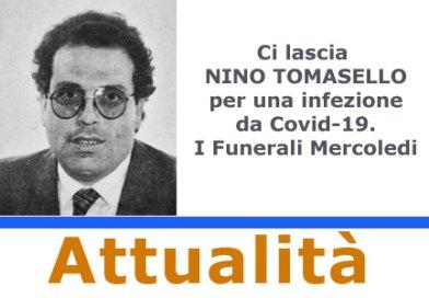Ci lascia per Covid Nino Tomasello, ex assessore e presidente del Bagheria Calcio