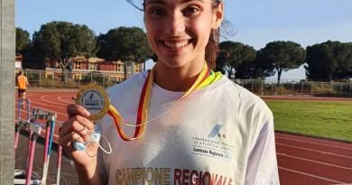 Barbara Vassallo conquista il titolo regionale nei 10.000 metri