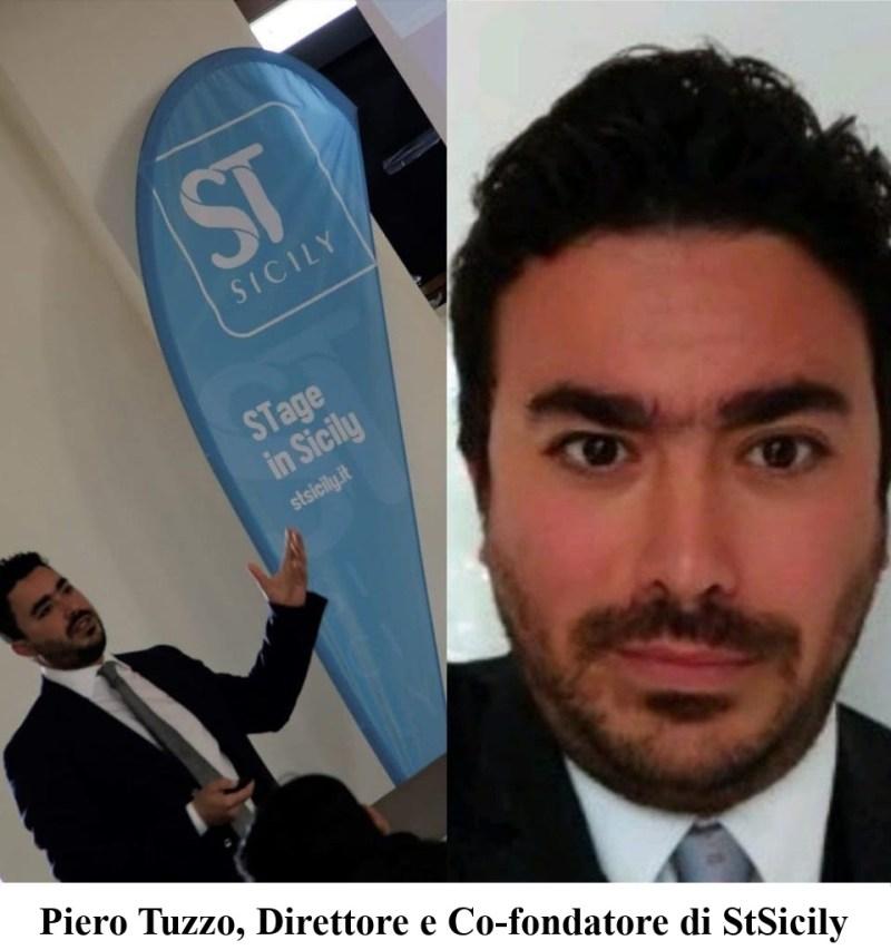 Piero Tuzzo - Fondatore di StSicily