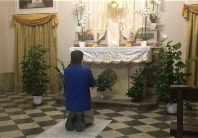 CHIESA: Anniversario apertura dell'Adorazione perpetua nella cappella della Madonna della Luce