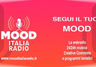 Nasce Mood Italia Radio, la web radio in Creative Commons