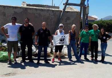 FICARAZZI: Continua il Tour Siciliano del WWF #MissioneSpiaggePulite della campagna #GenerAzioneMare.