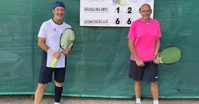 TENNIS: Fabio Conticello vince i campionati regionali veterani over 55 al Circolo Tennis Brolo