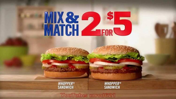 contoh iklan makanan dalam bahasa inggris