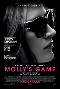 Molly's Game Tek Parça