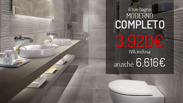 Occasioni ed offerte per i mobili di. Bagno Completo Prezzi Scontati Fino Al 45 Bagni D Autore