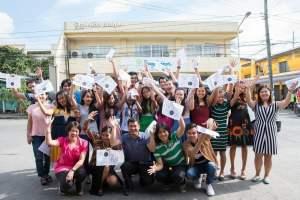 BagoSphere class in Negros
