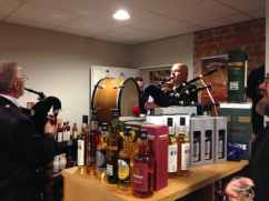 Dudelsack und Whisky