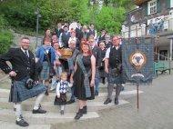 Der Clan MacLeod in Deutschland und die BAGPIPE COMPANY.