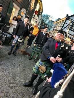 Bagpipe, Dudelsackband, Pipes Band, Essen-Werden