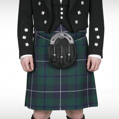 Clan Douglas Kilt tartan