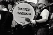 BAGPIPE Bass-Drum