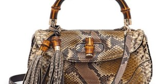 Gucci Chime for Change New Bamboo Bag