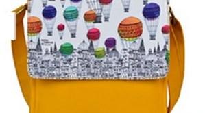 Jalebi Hot Air Balloon Sling Bag