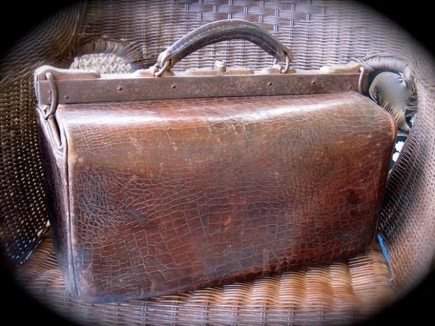 Leather Bag Care