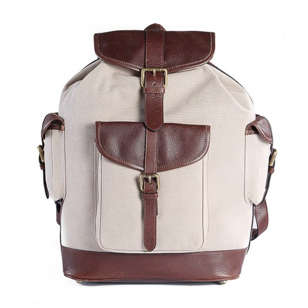 TLB Chronicle Canvas Backpack
